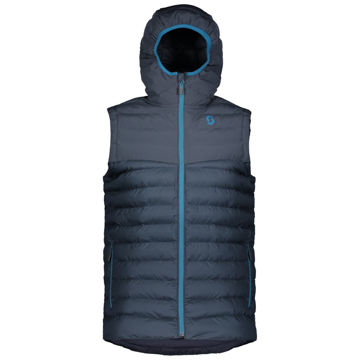 Picture of SCOTT ALPINE SKI JACKET INSULOFT 3M VEST BLUE NIGHTS