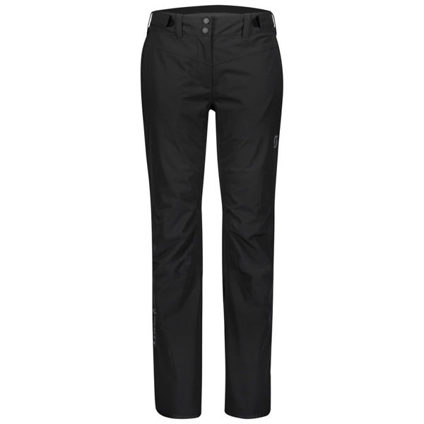 Picture of SCOTT ALPINE SKI PANTS ULTIMATE DRYO 10 BLACK