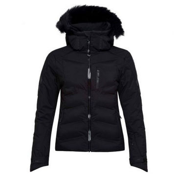 Picture of ROSSIGNOL ALPINE SKI JACKETS DEPART BLACK