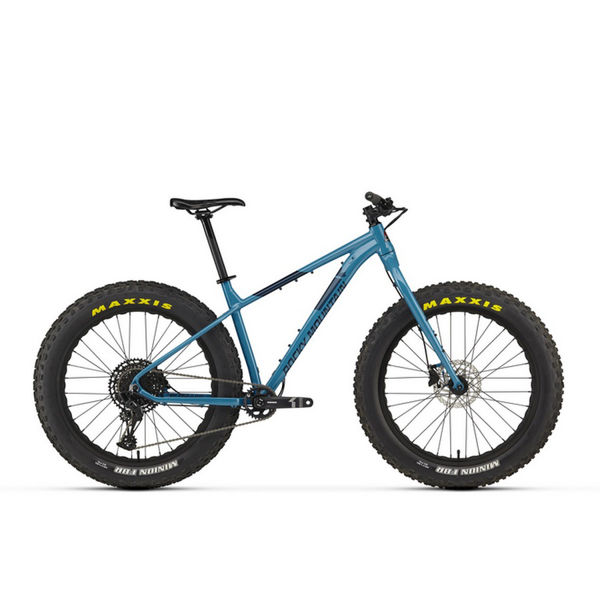Image sur VÉLO FAT BIKE ROCKY MOUNTAIN BLIZZARD 20 BLEU 2020