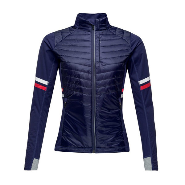 Picture of ROSSIGNOL CROSS COUNTRY SKI JACKET POURSUITE WARM NOCTURNE