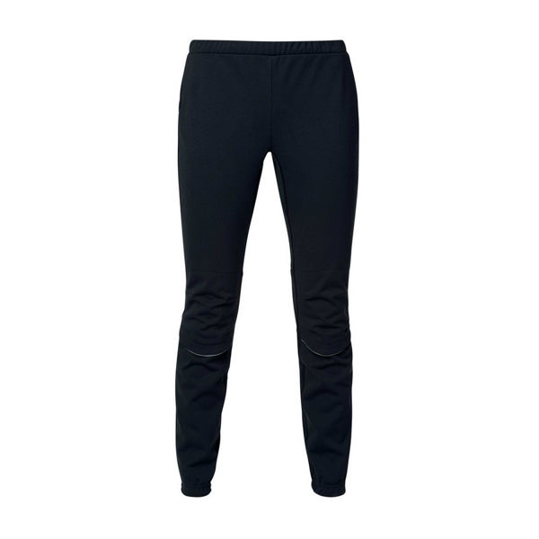Picture of ROSSIGNOL CROSS COUNTRY SKI PANT SOFTSHELL BLACK
