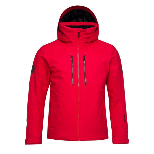Image sur MANTEAU DE SKI ALPIN ROSSIGNOL FONCTION SPORTS RED