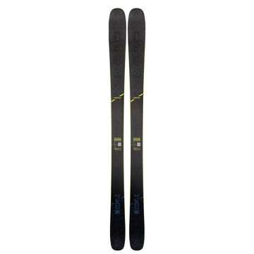 Picture of HEAD ALPINE SKIS KORE 93 BLACK/YELLOW 2020