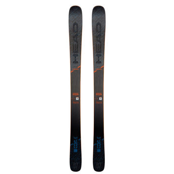 Image de SKIS ALPINS HEAD KORE 87 NOIR/ROUGE 2020