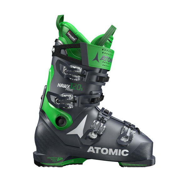 Picture of ATOMIC APLINE SKI BOOTS HAWX PRIME 120 S BLUE/GREEN FOR MEN