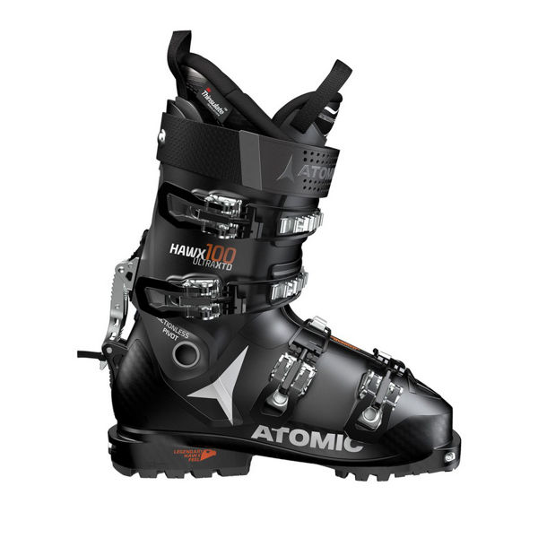 Picture of ATOMIC APLINE SKI BOOTS HAWX ULTRA XTD 100 BLACK/WHITE FOR MEN