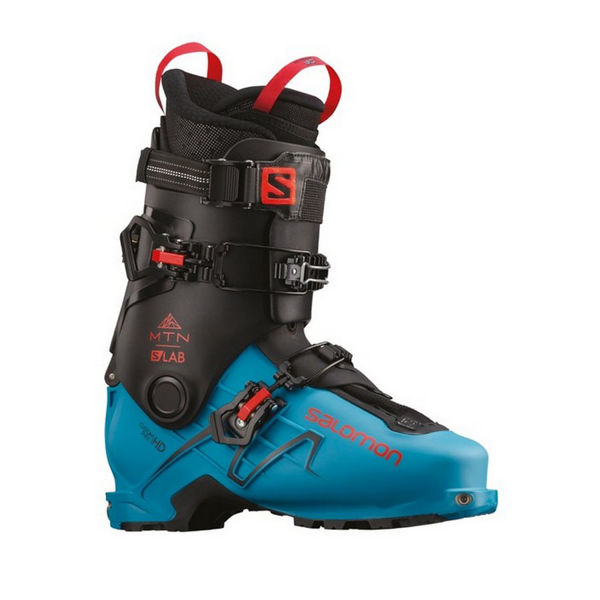 Picture of SALOMON APLINE SKI BOOTS S/LAB MTN BLACK/BLUE