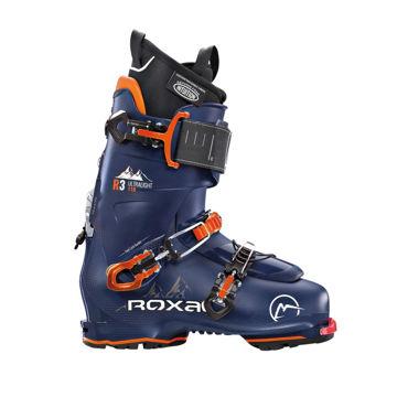 Picture of ROXA APLINE SKI BOOTS R3 110 TI I.R. BLUE/ORANGE FOR MEN