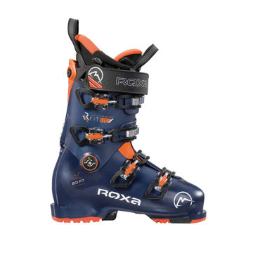 Picture of ROXA APLINE SKI BOOTS R/FIT 120 I.R. BLUE/ORANGE FOR MEN