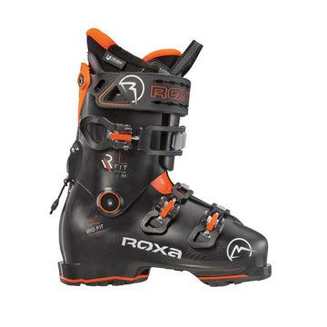 Picture of ROXA APLINE SKI BOOTS R/FIT HIKE 90 GRIPWALK BLACK/ORANGE FOR MEN