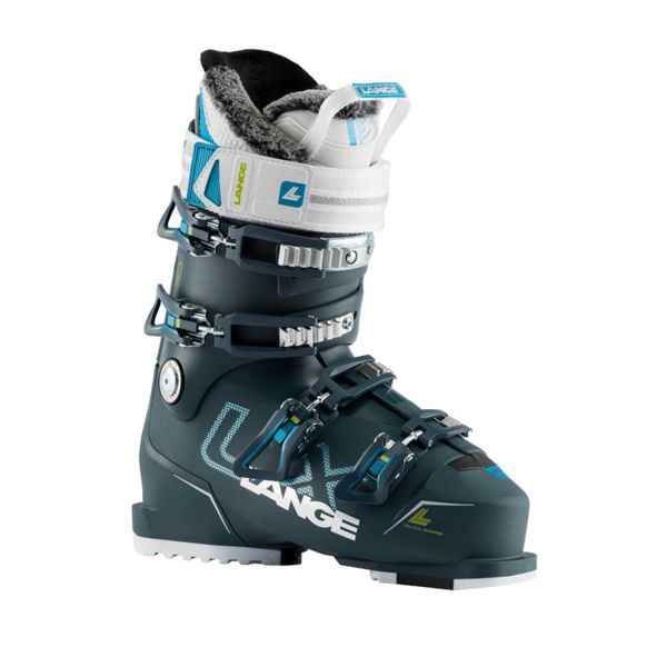 Picture of LANGE APLINE SKI BOOTS LX 90 W BLUE FOR WOMEN