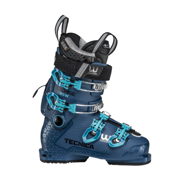 Picture of TECNICA APLINE SKI BOOTS COCHISE 95 W BLUE FOR WOMEN
