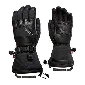 Picture of KOMBI GLOVES WARM-UP BLACK