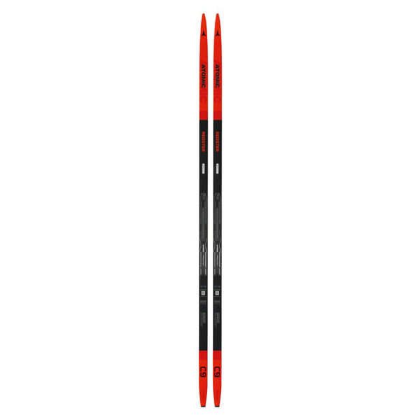 Picture of ATOMIC CROSS COUNTRY SKIS REDSTER C9 CB SKINTEC PSP MED BLACK/RED