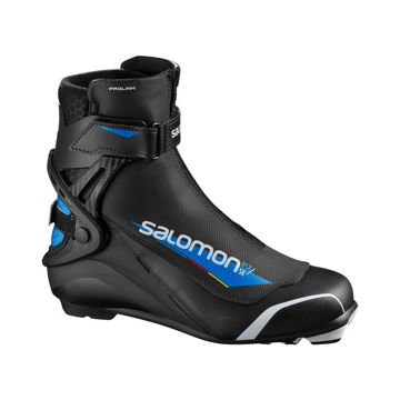 Picture of SALOMON CROSS COUNTRY SKI BOOTS RS8 PROLINK BLACK/BLUE FOR MEN