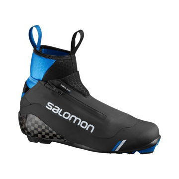 Picture of SALOMON CROSS COUNTRY SKI BOOTS S/RACE CLASSIC PROLINK BLACK FOR MEN