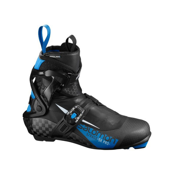 Picture of SALOMON CROSS COUNTRY SKI BOOTS S/RACE SKATE PROLINK BLACK FOR MEN