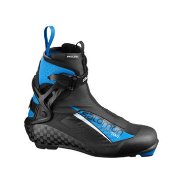 Picture of SALOMON CROSS COUNTRY SKI BOOTS S/RACE SKATE PROLINK BLACK FOR MEN