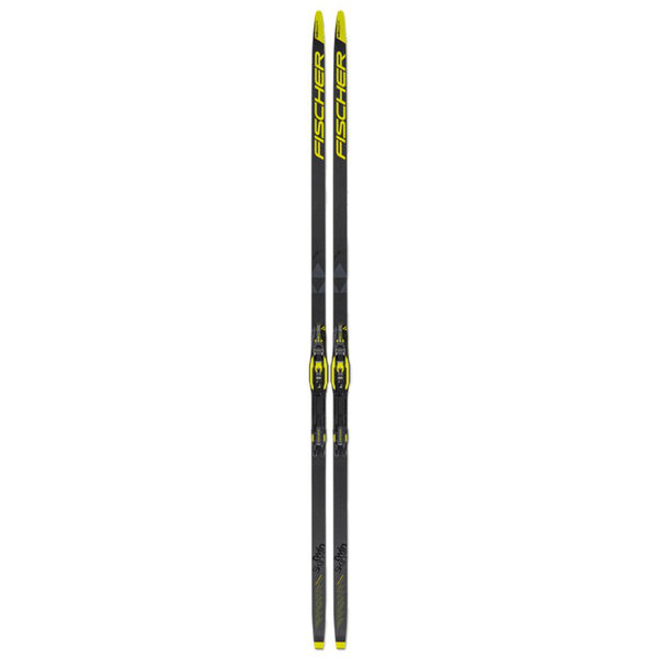 Picture of FISCHER CROSS COUNTRY SKIS TWIN SKIN RACE MEDIUM