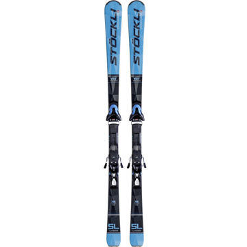 Picture of STOCKLI ALPINE SKIS LASER SL PREDR 2020 (WITH BINDINGS)