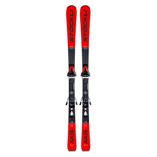 Image sur SKIS ALPINS STOCKLI AXIS PRO 2020 (AVEC FIXATIONS)
