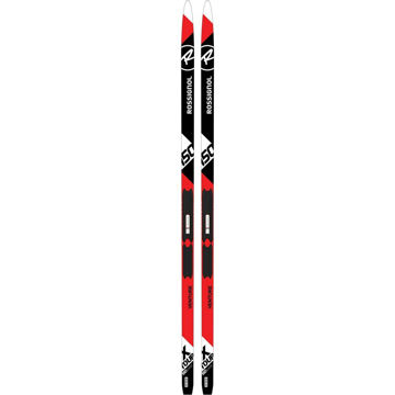 Picture of ROSSIGNOL CROSS COUNTRY SKIS XT VENTURE JR WAXLESS/ TOUR JR FOR JUNIORS (WITH BINDINGS)