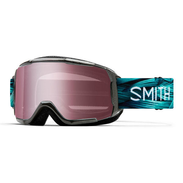 Picture of SMITH ALPINE SKI GOGGLES DAREDEVIL JR ADELE RENAULT/ IGNITOR MIRROR FOR JUNIORS