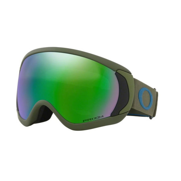 Picture of OAKLEY ALPINE SKI GOGGLES CANOPY DARK BRUSH POSEIDON W/PRIZM JADE