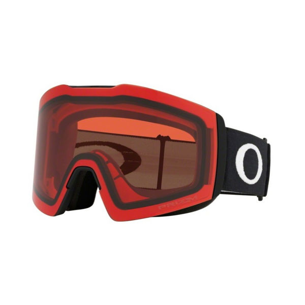 Picture of OAKLEY ALPINE SKI GOGGLES FALL LINE XL MATTE BLACK W/PRIZM ROSE