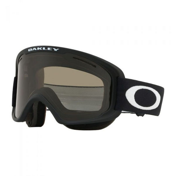 Picture of OAKLEY ALPINE SKI GOGGLES O-FRAME 2.0 PRO XM MATTE BLACK W/DARK GREY & PERSIMMON