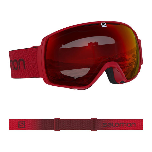 Picture of SALOMON ALPINE SKI GOGGLES XT ONE MATADOR