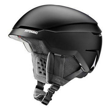 Picture of ATOMIC ALPINE SKI HELMET SAVOR BLACK