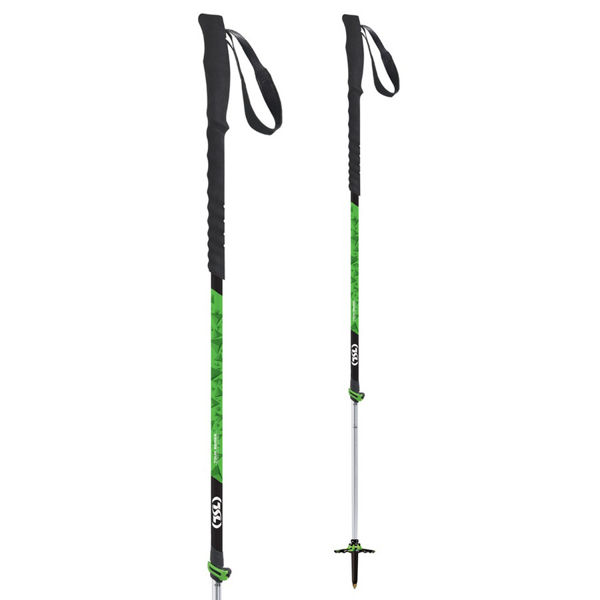 Picture of TSL ALPINE SKI POLES TOUR ALU 2 WT GREEN