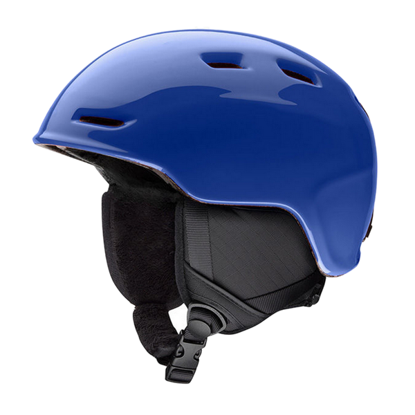Image sur CASQUE DE SKI ALPIN SMITH ZOOM JR KLEIN BLUE POUR JUNIOR
