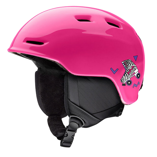 Picture of SMITH ALPINE SKI HELMET ZOOM JR PINK SKATE FOR JUNIORS