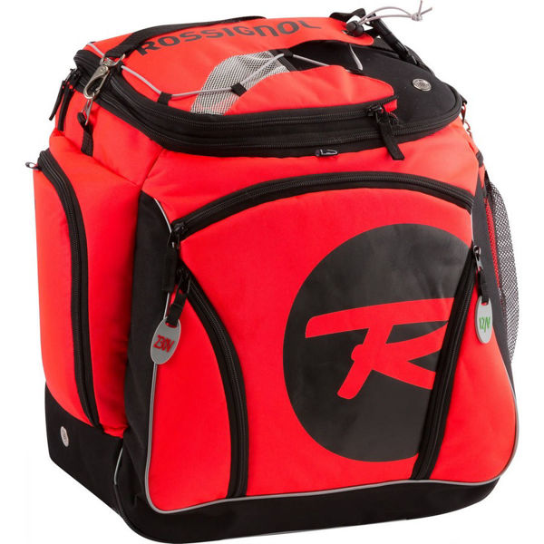 Image sur SAC DE SKI ALPIN ROSSIGNOL HERO HEATED BAG 110V ROUGE