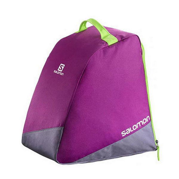 Picture of SALOMON ALPINE SKI BAG ORIGINAL BOOT BAG PURPLE