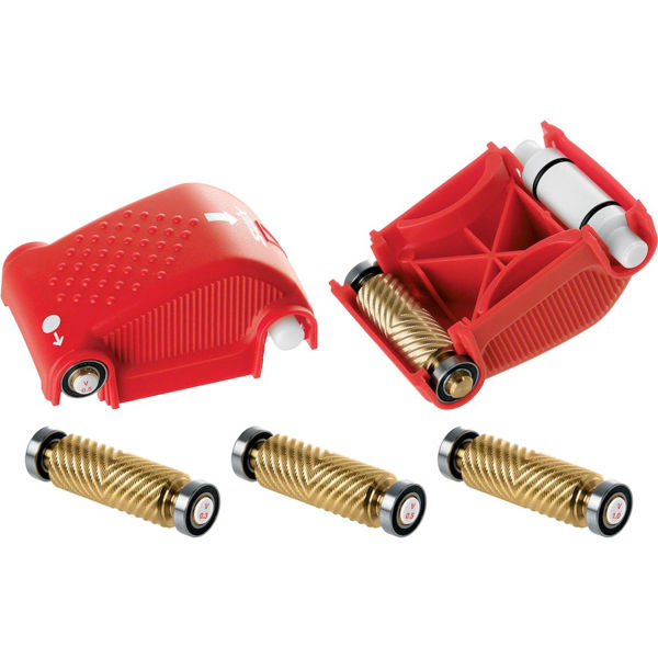 Picture of SWIX CROSS COUNTRY SKI WAX NORDIC STRUCTURE KIT 3 ROLLERS