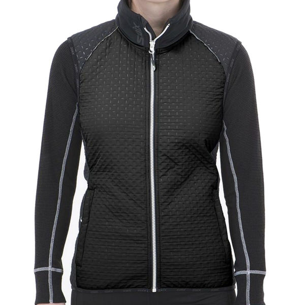 Picture of SWIX CROSS COUNTRY SKI JACKET MENALI ULTRA QUILTED VEST FOR WOMEN