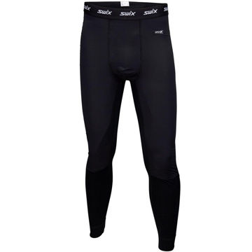 Picture of SWIX CROSS COUNTRY SKI PANT RACEX BODYW WIND BLACK FOR MEN