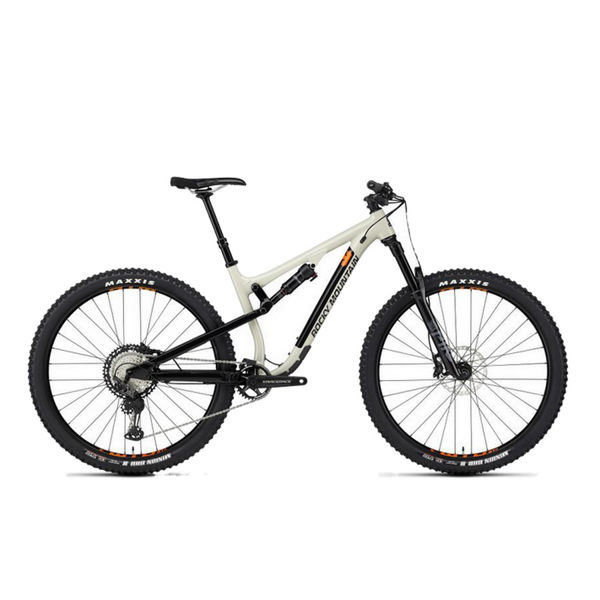 Picture of ROCKY MOUNTAIN MOUNTAIN BIKE INSTINCT ALLOY 50 BEIGE/RED 2020