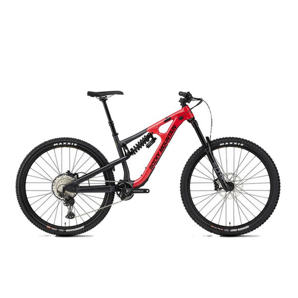 Picture of ROCKY MOUNTAIN MOUNTAIN BIKE SLAYER ALLOY 50 RED/BLACK 2020