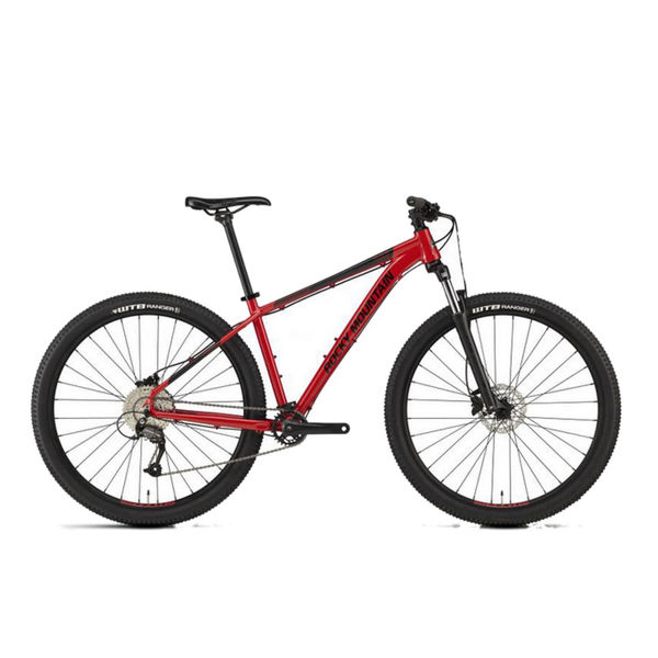 Picture of ROCKY MOUNTAIN MOUNTAIN BIKE FUSION 10 RED/BLACK 2020