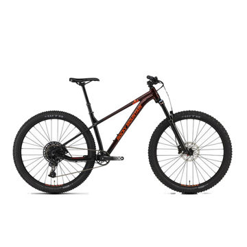 Picture of ROCKY MOUNTAIN MOUNTAIN BIKE GROWLER 40 RED/ORANGE 2020