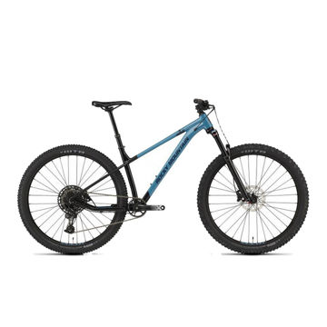 Picture of ROCKY MOUNTAIN MOUNTAIN BIKE GROWLER 40 BLACK/BLUE 2020