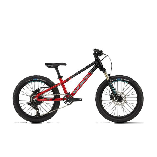 Picture of ROCKY MOUNTAIN BIKE VERTEX JR 20 RED/BLUE 2020 FOR JUNIORS