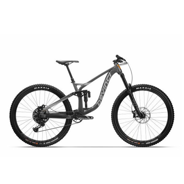 Picture of DEVINCI MOUNTAIN BIKE SPARTAN ALU 29 GX12 CHARCOAL 2020