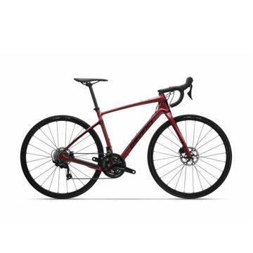 Picture of DEVINCI ROAD BIKE HATCEHT CARBON 105 WF RUSTY RAW 2020 FOR WOMEN