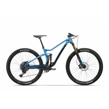 Picture of DEVINCI MOUNTAIN BIKE DJANGO CARBON 29 GX12 LTD LUNAR BLUE 2020